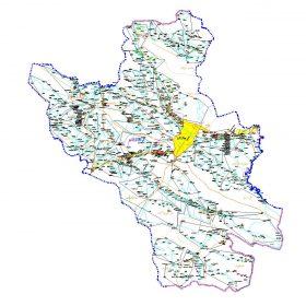 دانلود نقشه اتوکدی شهرستان کرمانشاه- استان کرمانشاه