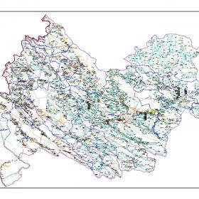 دانلود نقشه اتوکدی استان کرمانشاه- کل شهرستانها
