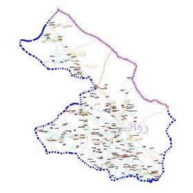دانلود نقشه اتوکدی شهرستان روانسر