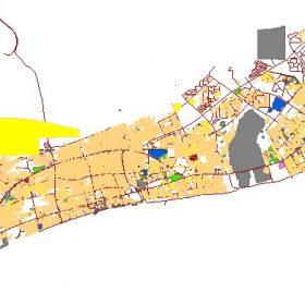 دانلود شیپ فایل GIS کاربری اراضی بندرعباس