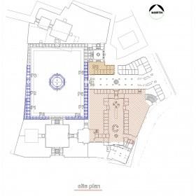 دانلود نقشه اتوکدی بقعه شیخ حیدر مشگین شهر-اردبیل