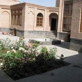 دانلود نقشه اتوکدی خانه تاریخی ابراهیمی اردبیل