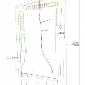 دانلود نقشه اتوکدی قلعه تاریخی کهنه قلعه مشگین شهر-اردبیل