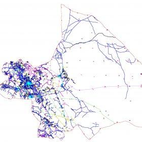 دانلود نقشه اتوکدی شهرستان کرمان - استانکرمان