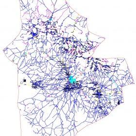 دانلود نقشه اتوکدی شهرستان شهر بابک - استانکرمان