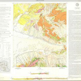 دانلود نقشه زمین شناسی منطقه چوپانان - اصفهان