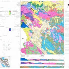 دانلود نقشه زمین شناسی منطقه نقده - آذربایجان غربی