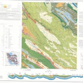 نقشه زمین شناسی کرند - کرمانشاه - دانلود نقشه زمین شناسی