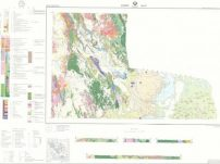 Geology Zabol - 250000