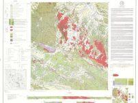 Geology Zahedan - 100000