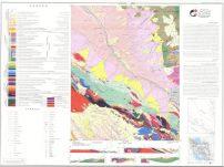 Geology Zanjan - 100000