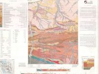 Geology Zeiveh - 100000